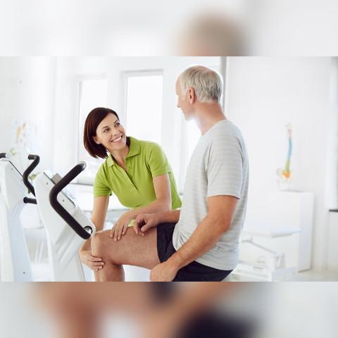 physiotherapie aktiv Ganzkörperkraftausdauer Training
