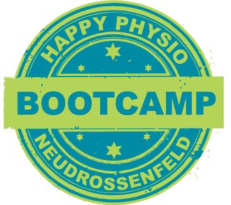 Bootcamp-Logo-happy-physio Neudrossenfeld